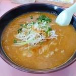 一風亭 - とろみ担々麺