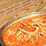 デリーキッチン シャンティ - チーズマトン Cheese Mutton