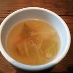 31481163 - ランチ スープ