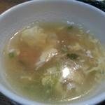 31482149 - ランチのスープ
