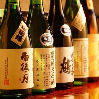 """日本屈指の銘酒の産地""""広島""""人気の銘酒をずらりと揃えました!"""