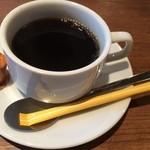 イタリアンBambu - ランチコーヒー 2014/10