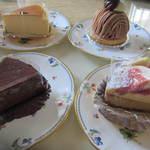 フルーロン - ケーキたち