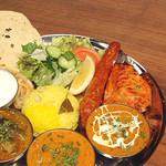 デリーキッチン シャンティ - シャンティスペシャルタリ Shanti Special Thali