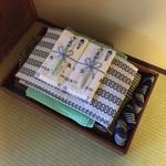 大沢温泉 菊水館 - 浴衣、タオル 歯ブラシ (カミソリや足袋ソックスは有料)