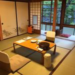 大沢温泉 菊水館 - 部屋です!