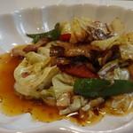 成都飯店 - 回鍋肉片