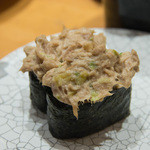 大起水産 回転寿司 - ツナサラダ(100円外税)