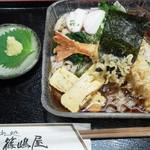 篠嶋屋 - 「エビくずし」(1,150円)