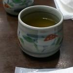 篠嶋屋 - お茶
