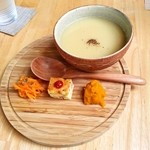 ソングバードカフェ - 前菜とスープ