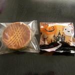 31491209 - ガレット¥160、かぼちゃクッキー¥130