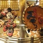 シェフ・ミッキー - ディズニー夏祭り 店内