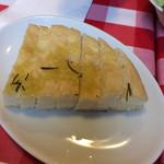ラ・フェスタ - ランチセットのパン