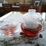 チェリーライトカフェ - 料理写真:オリジナルブレンドティ