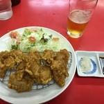 栄飯店 - 豚天