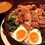 台湾食堂 帆 - 五香鶏排飯