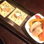 美食門天 - 季節の前菜