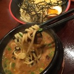 節系とんこつらぁ麺 おもと - 10月限定メニュー