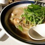 リンガーハット - 料理写真:小さめかきちゃんぽん
