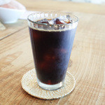 イル・ジラソーレ - 1150円ランチのアイスコーヒー