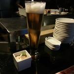 プチポテト - ビール