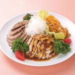 中華風家庭料理 開 - 冷菜3種