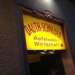 Dauth Schneider - こんな看板です。