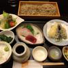 そばきり酒房 すだ金 - 料理写真:ぜいたく御膳 1050円(限定10食)