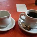 ランドカフェ - 食後のコーヒー