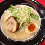 31504496 - 丸鶏柳麺、税込み830円