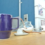ペルプネ - 料理写真:ホットコーヒー
