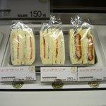 カフェプリモ - サンドイッチ