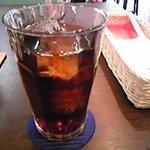 cafeルーム アスリート - ご主人オススメ☆水だしオーガニックコーヒー