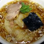 3152746 - ワンタン麺 アップ