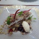 ビストロ ダイア - 熊本栗のデザート