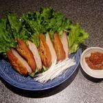 鶏や 笹木 -