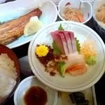 ほうせい丸 - 豊漁ランチ1,000円