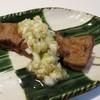 焼き鳥 もつ焼き 青山 - 料理写真:炙り豚レバーが新しくなりました!「テキ串皿(2本組)」