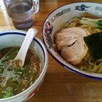 麺屋 我龍 - 我龍つけ麺※移転前