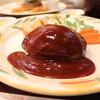 とくら - 料理写真:オリジナルハンバーグ180g