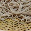 奥乃屋 - 料理写真:100%石挽きのそば粉を使用しています。