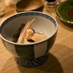 風和利 - 梅貝酢の物