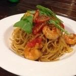 フリッツァ - 料理写真:エビのラグー
