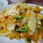 宝来 - 肉野菜炒め