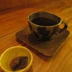 カフェ コルリ - 珈琲も好みです。