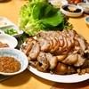 オモニ - 料理写真:2014.10 豚足(3,000円)