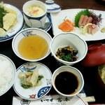 いけす 宮本 - 料理写真:★昼定食