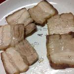 萩 - 焼豚