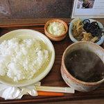 ステーキ茶屋 下町ッ子 - ビーフシチュー定食